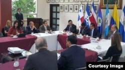 El Gobierno de Costa Rica celebra compromiso para la atención de situación humanitaria.