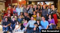 ARCHIVO. Recién liberado Rodiles y los amigos de Estado de SATS.