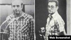 Coronel Antonio de la Guardia, i, y general Arnaldo Ochoa, d, fusilados por órdenes del dictador Fidel Castro.