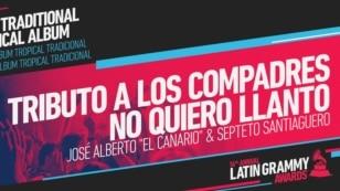 Premios Grammy Latinos 2016, donde los cubanos se alzaron con varios galardones.