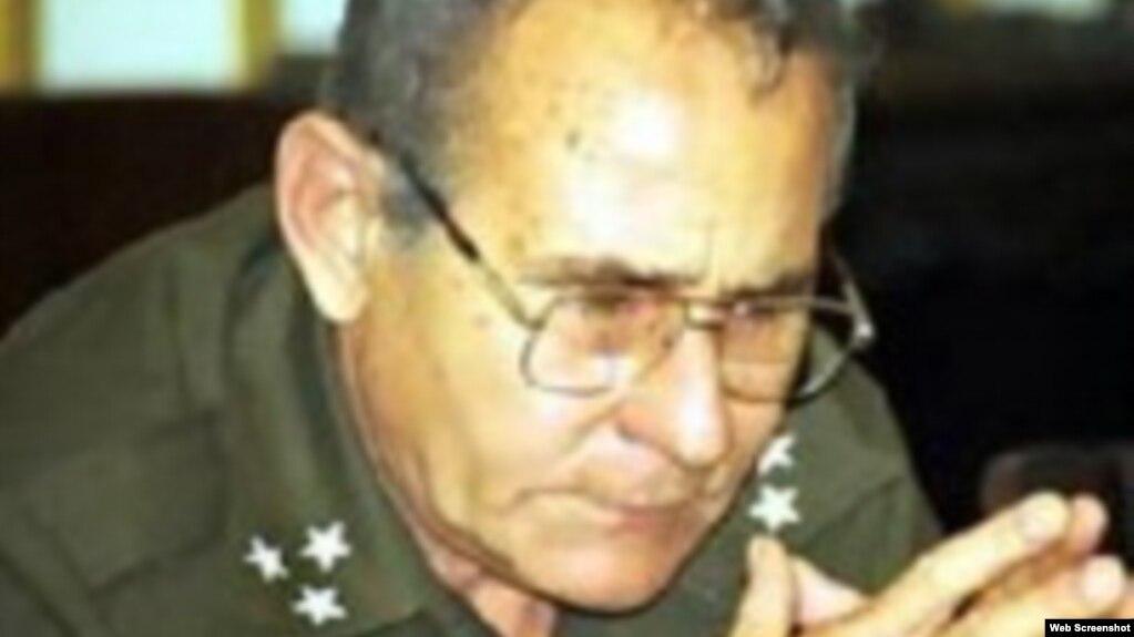 General de Brigada, Adalberto Rabeiro García.
