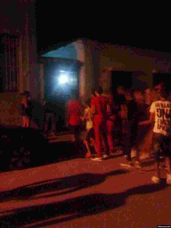 Fiesta de la cubanía en Bayamo.Foto Eduardo García