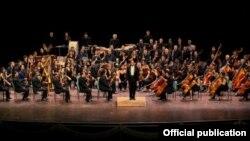 La Orquesta Sinfónica Nacional