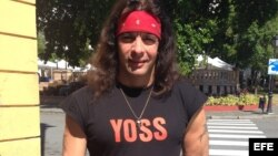 Yoss, escritor cubano que participa en el Festival de la Palabra de Puerto Rico.