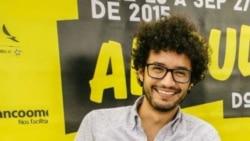 Declaraciones de Alfonso Cruz sobre arribo de su hijo a Colombia