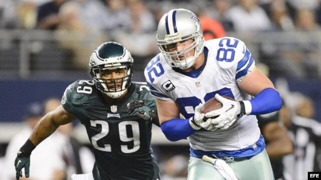 Partido entre los Cowboys de Dallas y los Eagles de Filadelfia