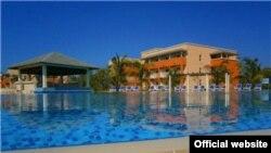 El hotel Pestana de Cayo Coco