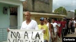 Aumentan las detenciones y agresiones en Santiago de Cuba