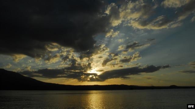 Lago de Nicaragua. Archivo.