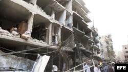 Empeora situación de salud en Siria