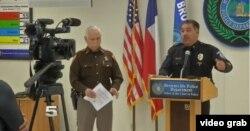 El jefe de la policía de Brownsville, TX, dijo que el fugitivo cubano Miguel Díaz no era ajeno a ( las prácticas de) la policía.
