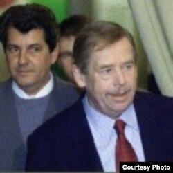 Havel y Oswaldo Payá