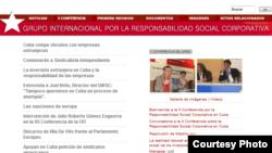 Grupo Internacional por la Responsabilidad Corporativa