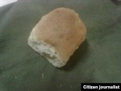 Una ración de pan en Cuba Foto Janny Dachel Fernández