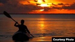 La travesía entre Cuba y Florida cubre una distancia de 145 kilómetros.