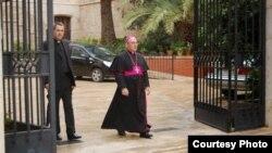 Monseñor Casimiro López, arzobispo español de la diócesis Segorbe-Castellón