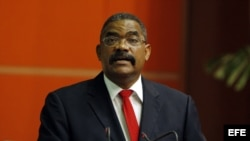 Rubén Remigio Ferro presidente del Tribunal Supremo Popular de Cuba