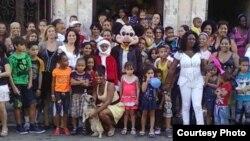 Celebran el Día de Reyes en Cuba