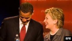 Obama-Clinton: de rivales a aliados