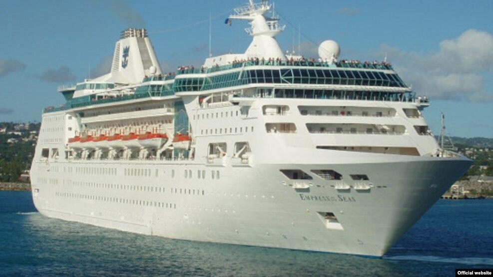 La línea de cruceros Royal Caribbean ha pospuesto los planes de enviar a Cuba al Empress of the Seas