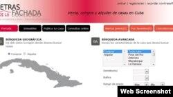 Portales inmobiliarios cubanos más populares