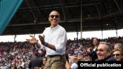 Tres meses despúes de la visita de Barack Obama a Cuba