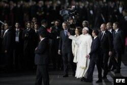 Francisco visitará cuatro estados mexicanos como parte de su primer viaje como papa a México, entre el 12 y el 17 de febrero.