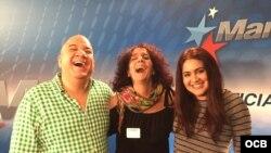 1800 Online con la actríz humorística cubana Verónica López.