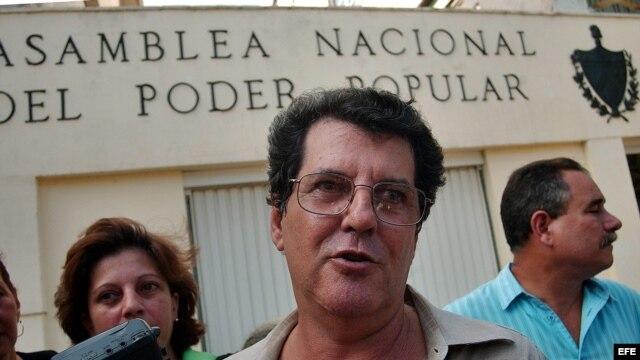 Imágen de archivo de Oswaldo Payá Sardiñas