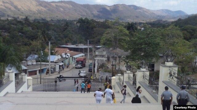 El Cobre, en Santiago de Cuba
