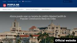 Banco Popular de Puerto Rico (BPPR) y Popular Community Bank (PCB)son subsidiarias de Popular Inc.