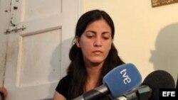 Piden en Chile investigar negativa de viaje de gobierno cubano a hija de Payá