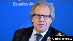 Secretario General de la Organización de Estados Americanos (OEA) , Luis Almagro.