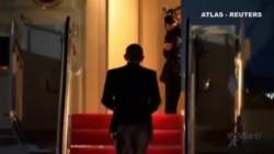 Obama inicia su último viaje a Europa como presidente de EEUU