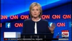 Hillary Clinton apoya, con variantes, la política hacia Cuba