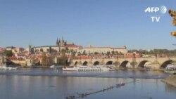 Reportaje de la agencia AFP sobre la Primavera de Praga.