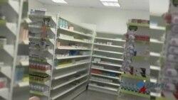 Cada día más vacías las farmacias de Venezuela