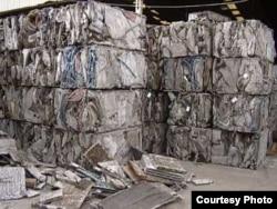 Las ventas de chatarra reportaron 50 millones de dólares en 2011 al gobierno cubano.
