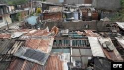 Cuba destrozos causados por el ciclón Sandy