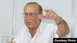 El empresario canadiense Cy Tokmakjian, condenado a 15 años en Cuba.