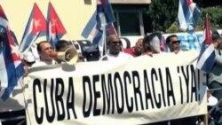 Los cubanos en España hablan del futuro