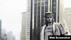 Estatuas de Cristóbal Colón han sido vandalizadas en Estados Unidos recientemente.