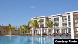 Hotel Playa Cayo Santa María, gestionado por la empresa Gaviota del grupo militar empresarial GAESA.