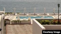 Hotel Barmoi en Sierra Leona.