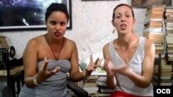 "1800 Online con Luna, Daniela e Isbel, creadoras del canal de youtube ""La mochila de Luna"""