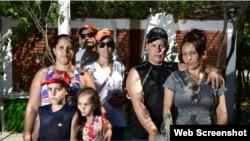 La mayoría de los cubanos que arriban a Santa Rosa, Uruguay, procede de Ciego de Ávila. (Foto: Fernando Ponzetto/El País)