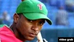 En su última temporada en Cuba, Henry Urrutia bateó para 397 con 12 jonrones y 76 extrabases.