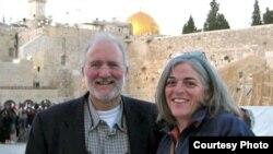 Alan y Judy Gross.