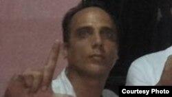 Arrestado nuevamente el opositor Zaqueo Báez Guerrero