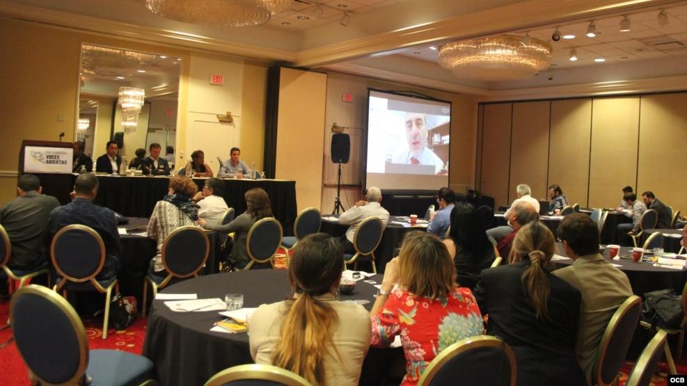 El Foro Internacional Voces Abiertas está dedicado a Cuba en esta ocasión.